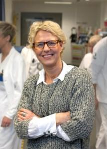 Lena Lundh, styrelseordförande i Lean Forums styrelse.