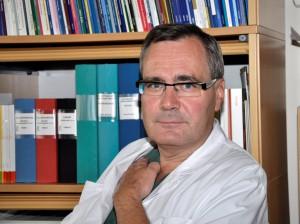 Johan Brandt, docent och överläkare vid Skånes universitetssjukhus.
