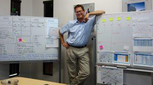 Janne Lundberg leder nätverket inom produktutveckling.