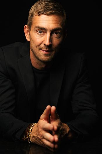 Martin Sköld, författare till boken Dubbelt effektiv.