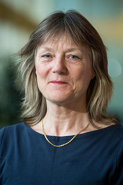 Anette Kinde är en av dem som undertecknat debattartikeln i SvD.